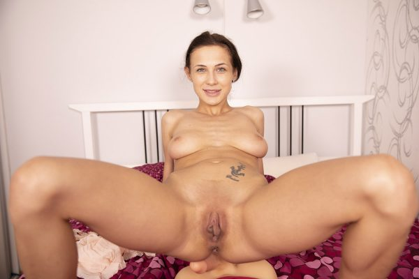 2. VRSexperts - Busty Nicole Love Rides Your Dick