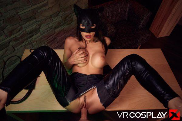 1. VRCosplayX - Catwoman A XXX Parody