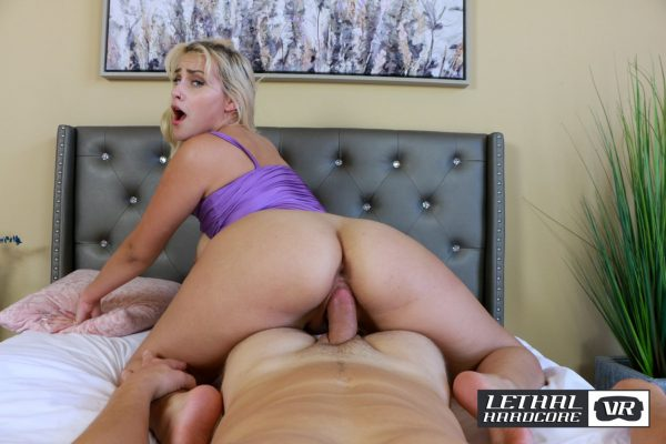 4. LethalHardcoreVR - Curvy Indica Wants a Creampie