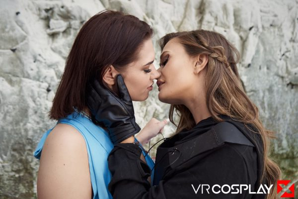1. VRCosplayX - Amateur VR Porn: Game of Thrones Yara Greyjoy