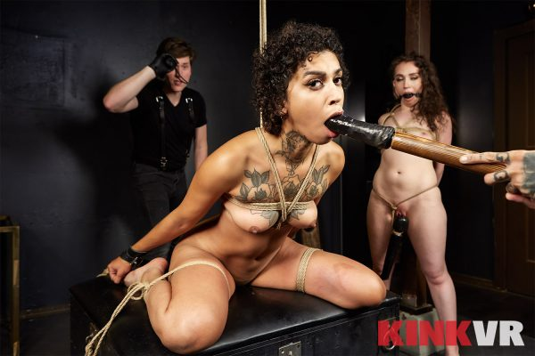 3. KinkVR - How to Train your Whore Part I