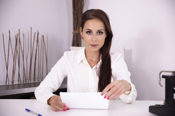 1. LustReality - How To Keep Your Job At Antonia's Office