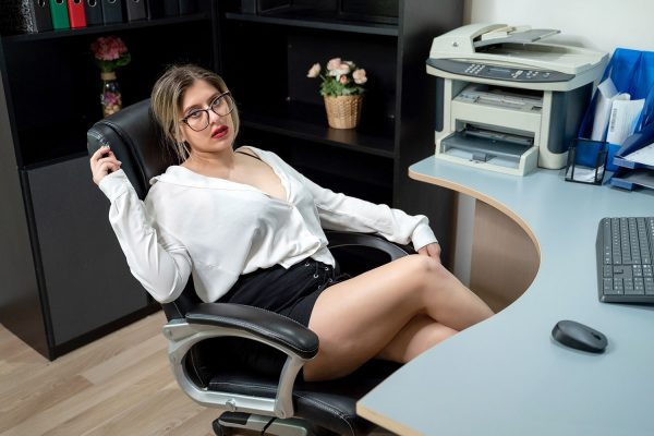 1. No2StudioVR - At the Office - Wild Secretary