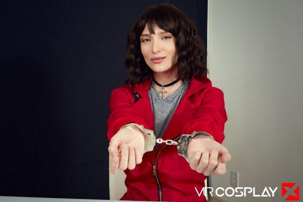 1. VRCosplayX - Money Heist A XXX Parody
