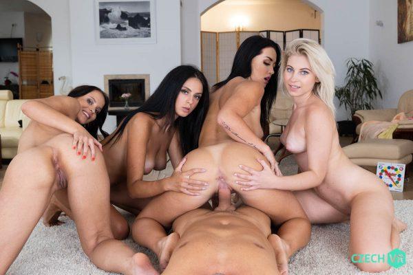 2. CzechVR - Twister Fivesome: Part 2