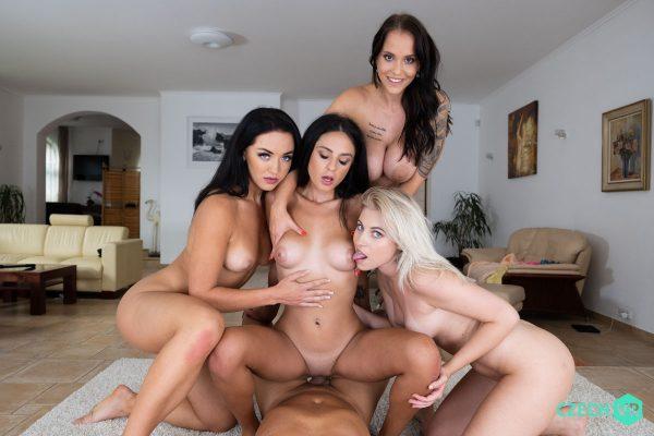5. CzechVR - Twister Fivesome: Part 2