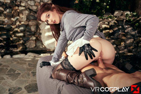 3. VRCosplayX - LOTR: Arwen A XXX Parody