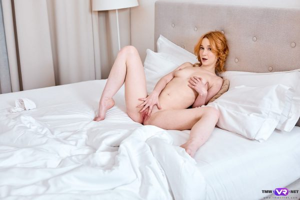 4. TmwVRnet - Long trip makes her pussy wet