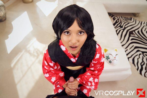 2. VRCosplayX - Kimetsu no Yaiba: Makomo