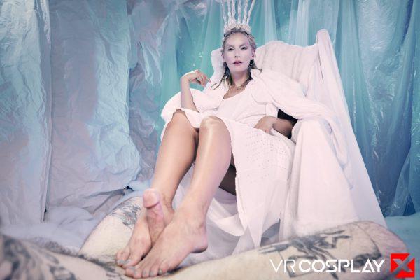1. VRCosplayX - Narnia: Jadis the White Witch A XXX Parody