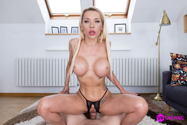 4. CzechVRCasting - A Proper Porn Slut