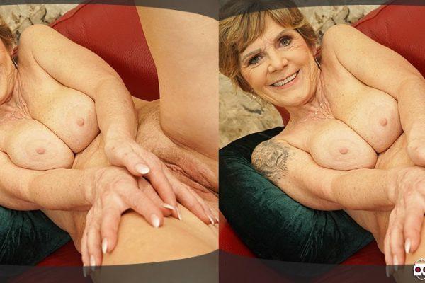 1. VirtualXPorn - Busty Granny Home Alone