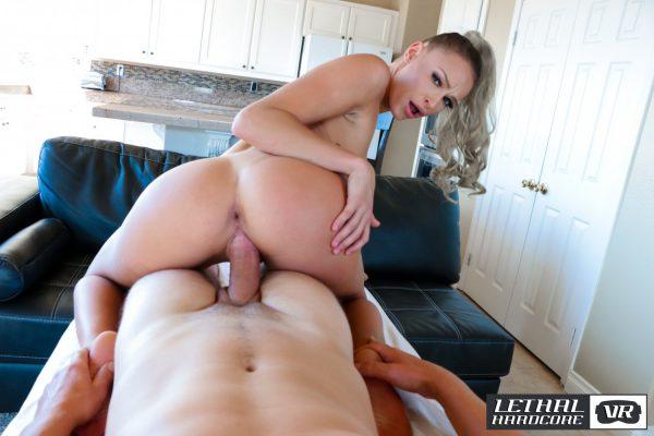 4. LethalHardcoreVR - Orgasmic Massage