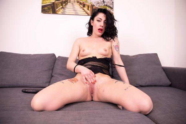 3. LustReality - Horny Italian Chick Sabrina Ice Anal Dildo And Pussy Fisted