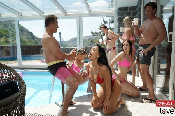 2. RealityLovers - Summer Gang Bang part 1