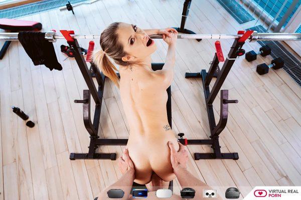 5. VirtualRealPorn - Weight Bench