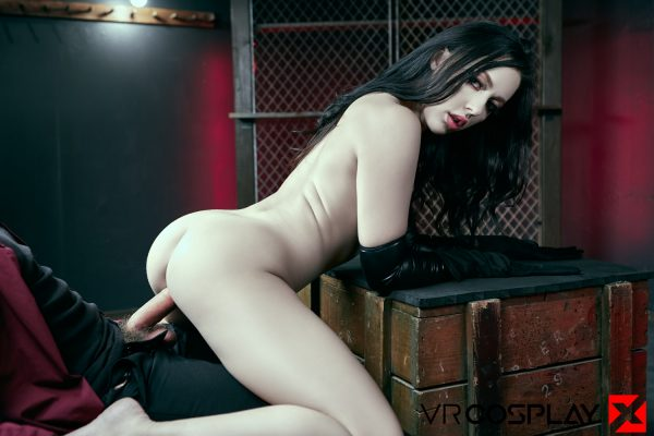 3. VRCosplayX - Fullmetal Alchemist: Lust A XXX Parody