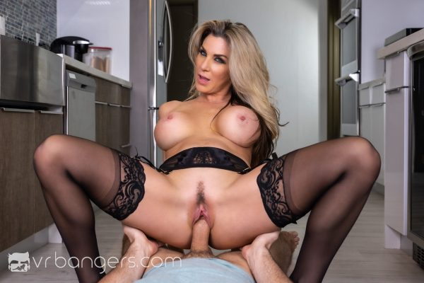 5. VRBangers - Honey, Are You Hungry?