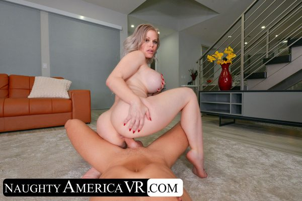 5. NaughtyAmericaVR - My Friend's Hot Mom: Casca Akashova