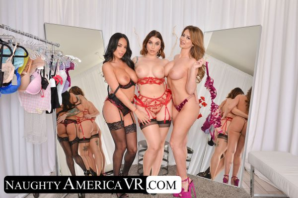 2. NaughtyAmericaVR - The Dressing Room 6