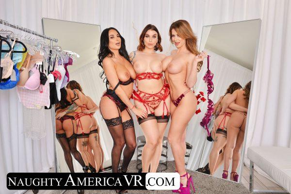 1. NaughtyAmericaVR - The Dressing Room 6
